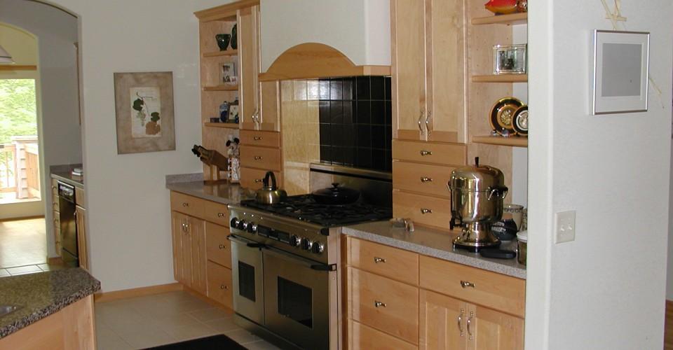 Kitchen - Birch Natural