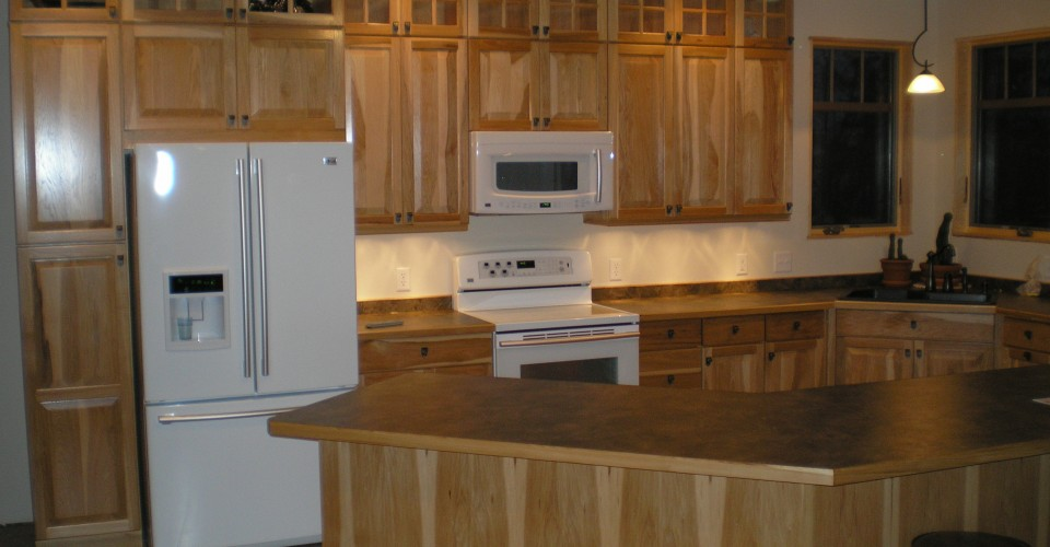 Kitchen - Hickory