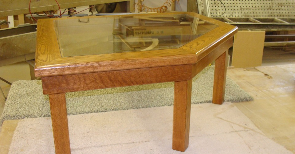 Tables - Oak Table