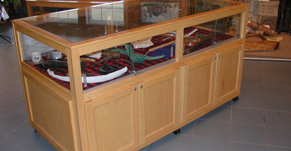 Commercial - Glass Case