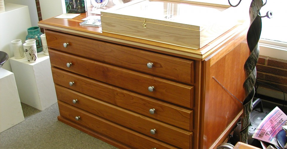 Commercial - Headwaters Print Drawers