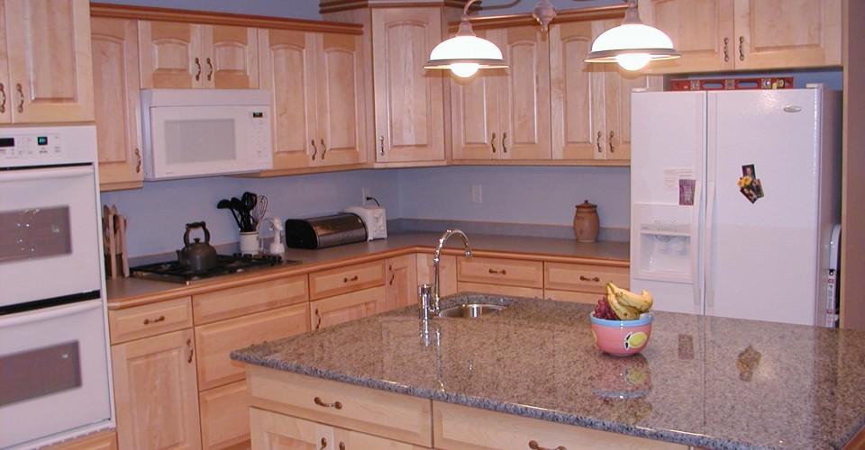Kitchen - Maple