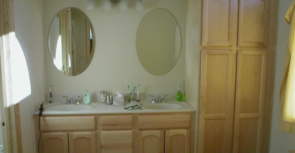 Bathroom - Maple