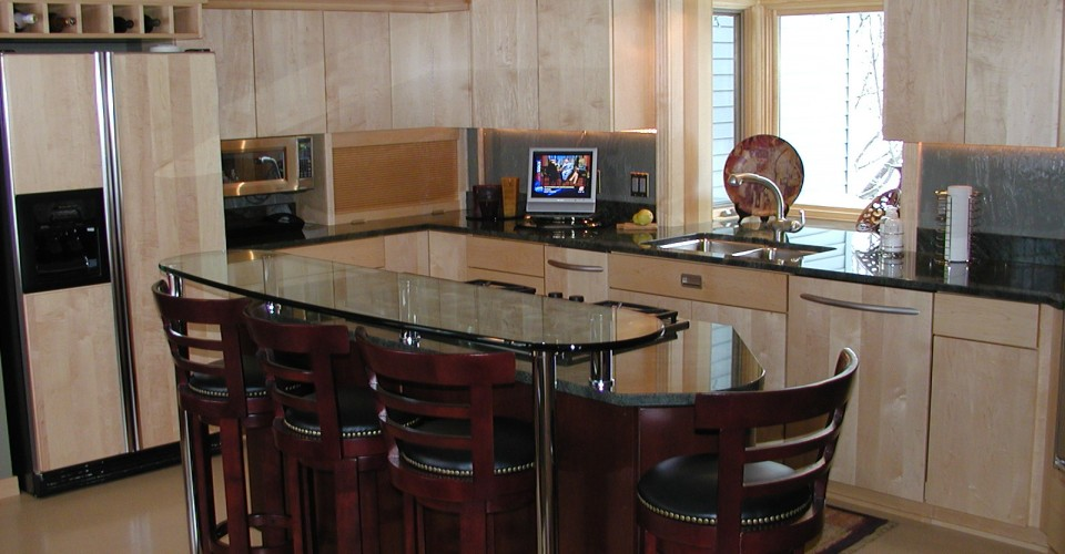 Kitchen - Maple Natural