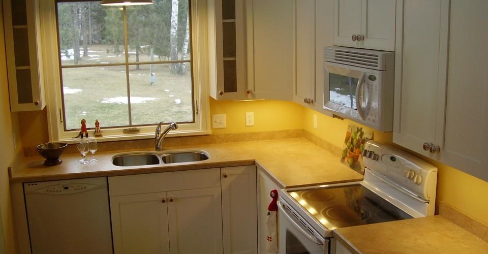 Kitchen - Maple Painted