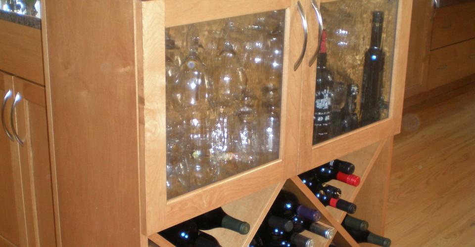 Maple - Wine