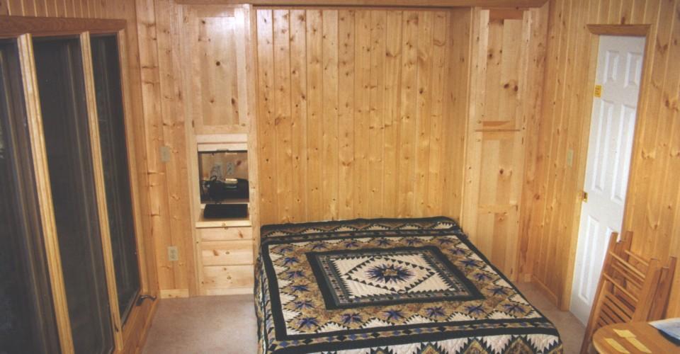 Murphy Bed - Pine