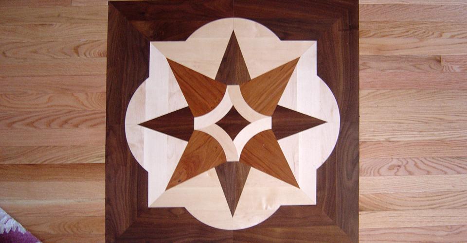 Specialty - Wood Floor Insert